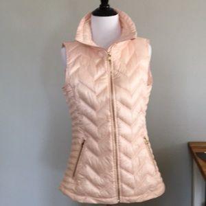 Calvin Klein Performance Light Pink puffy vest